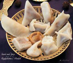 Jill of all Trades: Sweet and Spicy Kozhukattai/ Modak
