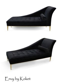 ENVY | Chaise Long by Koket: