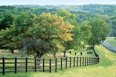 We'll need something like this around the house/backyard to keep the horses out. Black Vinyl Fencing around perimeter of yard Pasture Fencing, Horse Fencing, Vinyl Fencing, Horse Stables, Horse Barns, Horses, Sheep Fence, Farm Layout, Black Fence