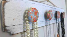 Jewelry Organizer Handmade Ceramic from my Charleston, SC Studio