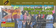 Hello E.Timur Youths, Do #CitizenJournalism as #CitizenJournalist with http://Newslets.com info@newslets.com