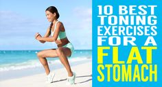 10 Best Exercises For A Sleek Toned Sexy Body - Women's Weight Loss Secrets! - Your Daily Plus