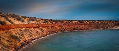 Red Cliffs of Cape Peron