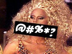 Op-ed: Trans Women Must Win The Slur War   ru paul is a jerk
