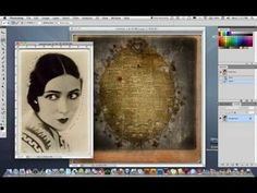 Photoshop clipping mask and blending modes - YouTube