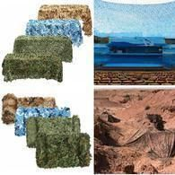 1 PC 4 Colors Available Decorative Camouflage Blanket Store Bar Background Polish Durable Outdoor Pool Shade Net Shelter