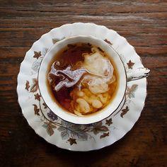 elevenses with cream tea//