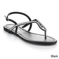 e6ff76748 Diviana  Jalila-39  Women s Sling-back Thong Sandals Flip Flop Socks