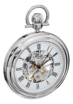 Stuhrling Original Special Reserve Mechanical Stainless Steel White Dial Watch - $111.99