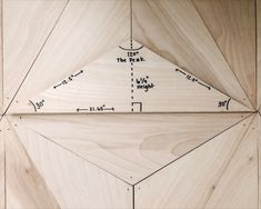 A step-by-step tutorial to build upon Vintage Revival's floor in 'The Nugget,' and translate it into a large scale interior floor installation Diy Flooring, Wooden Flooring, Plywood Floors, Laminate Flooring, Easy Wood Projects, Home Projects, Floor Design, House Design, Diy Furniture