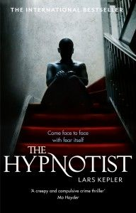 The Hypnotist, by Lars Kepler.