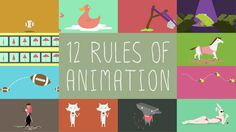 Week#1_12 Rules of Animation by NOP on Vimeo