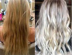 White Blonde Kenra Formula - Hair Color - Modern Salon