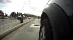 RoboticSwedish Speed Bump Doesn't Mess Around