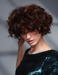 curly hair capelli ricci