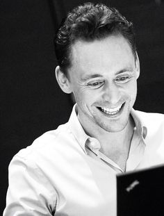 """I don't think anyone, until their soul leaves their body, is past the point of no return."" - Tom Hiddleston"