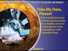 Are Employees Really Ready to Work on Mars? - Take My Data, Please!