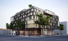 1400 Cahuenga - Hollywood, California | Steinberg Architects | LA | Rockwell Group | Hospitality