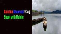Raivada Reservoir vizag|VIZAG TOURISM|#EntertainmentMedia360