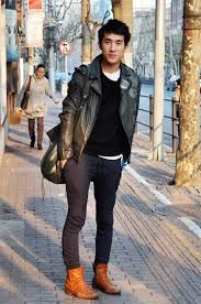 Image result for korean street fashion men