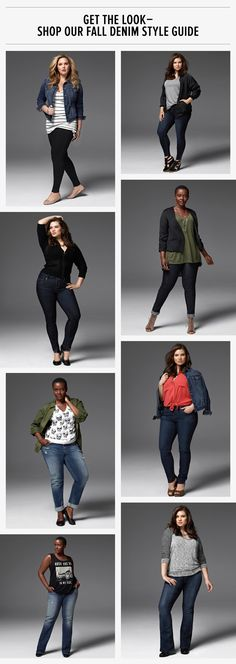 Shop women's plus size clothing in the latest styles at TORRID. Find plus size & curvy fashion in dresses, lingerie, tops, jeans & more, sizes Fat Fashion, Curvy Girl Fashion, Moda Fashion, Plus Size Fashion, Look Plus Size, Trendy Plus Size, Plus Size Women, Basic Style, Style Me