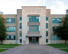 Lamar High School, Houston, Texas