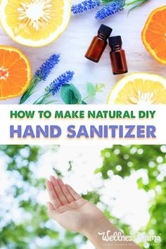 How to Make Natural Homemade Hand Sanitizer Ever wanted to make homemade all-natural hand sanitizer? This DIY tutorial will show you how to make a simple and safe herbal hand sanitizer at home! Make Natural, Natural Health, Natural Living, Going Natural, Natural Skin, Health And Nutrition, Health And Wellness, Make Up, Products