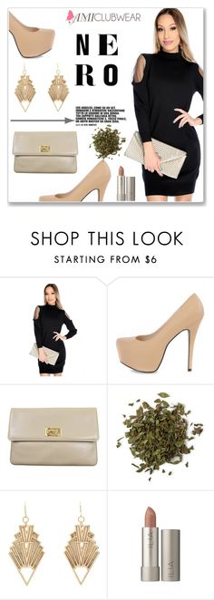 """""""AMICLUBWEAR 13/I"""" by amra-mak ❤ liked on Polyvore featuring CÉLINE, Charlotte Russe and amiclubwear"""