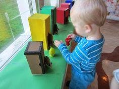 Vi har startat ett projekt kring Babblarna, (plastfigurer i olika färger och med olika namn). Vi kommer att följa barnen och erbjud... Educational Activities, Preschool, Autism, Photo Illustration, Teaching Materials, Kindergarten, Preschools, Educational Crafts