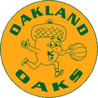 saw the old ABA team Oakland Oaks play a few games in the late 60's