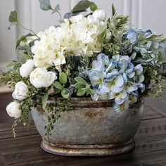 I can't wait for spring! These beautiful flowers just add the right touch in any room.