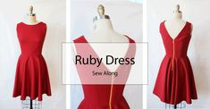 This post may contain affiliate links. The Ruby Dress is a versatile pattern that you can use for many different styles. It is a very simple dress and it is very easy to sew. This pattern is suitable for beginners, … Read More