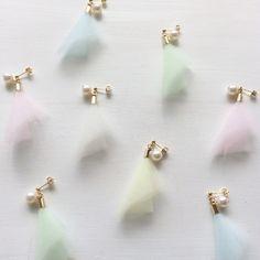 淡水真珠:pearl×tulle