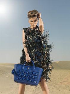 Sofia Al Asfoor 'Classic Shield'  #handbags