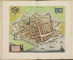 ZALTBOMMEL. Atlas De Wit.