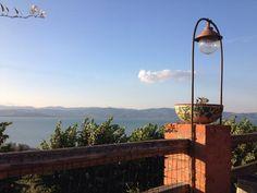 Castiglione del Lago! #AlTrasimeno foto di @mahddalena
