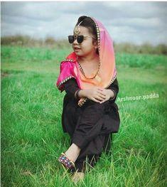 Cute Baby Photos, Baby Girl Photos, Baby Suit Design, Indian Dresses For Girls, Punjabi Girls, Punjabi Suits, Salwar Suits, Indian Baby Girl, Kurta Pajama Punjabi