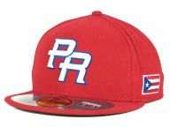 Find the Puerto Rico Red 2013 World Baseball Classic Puerto Rico 59FIFTY  Cap   other Gear e5c8ce9dbf8