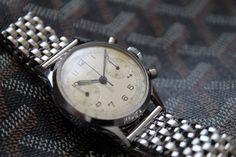 Gallet Multichron Chronograph #Gallet #iconicpieces #iconicpieces_com