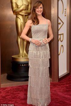 Jessica Garner Oscars 2014