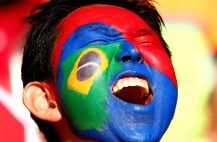 World Cup Pictures:  The Best Painted Faces Of The Brazil World Cup 2014. http://metro.co.uk/2014/06/23/pictures-best-painted-faces-of-the-brazil-world-cup-2014-4772363/