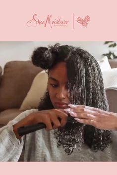 Natural Hair Tips, Natural Hair Styles, Cabello Afro Natural, Wow Hair Products, Bouncy Curls, Hair Dos, Organic Recipes, Hair Hacks, Natural Hair