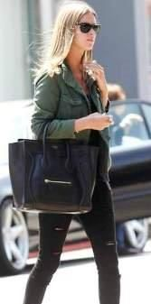 The #fashion addicted Nicky #Hilton was photographed  by the #paparazzi in #LosAngeles with a beautiful #Céline #Luggage #Tote #BAG.