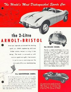 arnolt bristol catalog 55