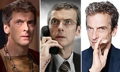 Doctor Who: Steven Moffat finally reveals why the Twelfth Doctor shares the same face as Torchwood's John Frobisher