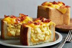 Bacon, Egg and Cheese Bread Box