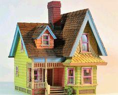 ice cream sticks craft house ideas