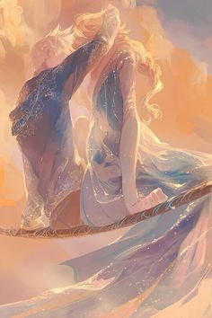 """Queen Elsa sitting together with Jack Frost seeing sunset on Jack Frost's icy rotten wood. Credits to the rightfull owner(s). This is the pin for my """"My Jelsa Gallery"""" board at """"Jelsa: fanarts"""" section. Disney Pixar, Disney Ships, Arte Disney, Disney Memes, Disney And Dreamworks, Disney Cartoons, Disney Magic, Disney Frozen, Elsa Frozen"""