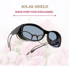 d5377399cd6 12 Best Sunglasses You Wear over your Eyeglasses images