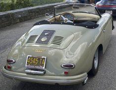 1959 Porsche Convertible D Drauz Roadster For Sale Rear Porsche 356 Speedster, Porsche 356a, Classic Sports Cars, Classic Cars Online, Porsche 356 Convertible, Porsche Sportwagen, Porsche Sports Car, High End Cars, Car Badges